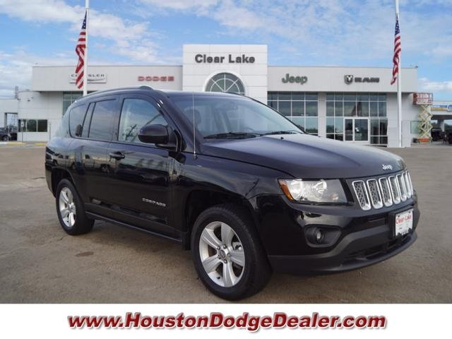 Pre Owned 2017 Jeep Compass Latitude Sport Utility In Webster