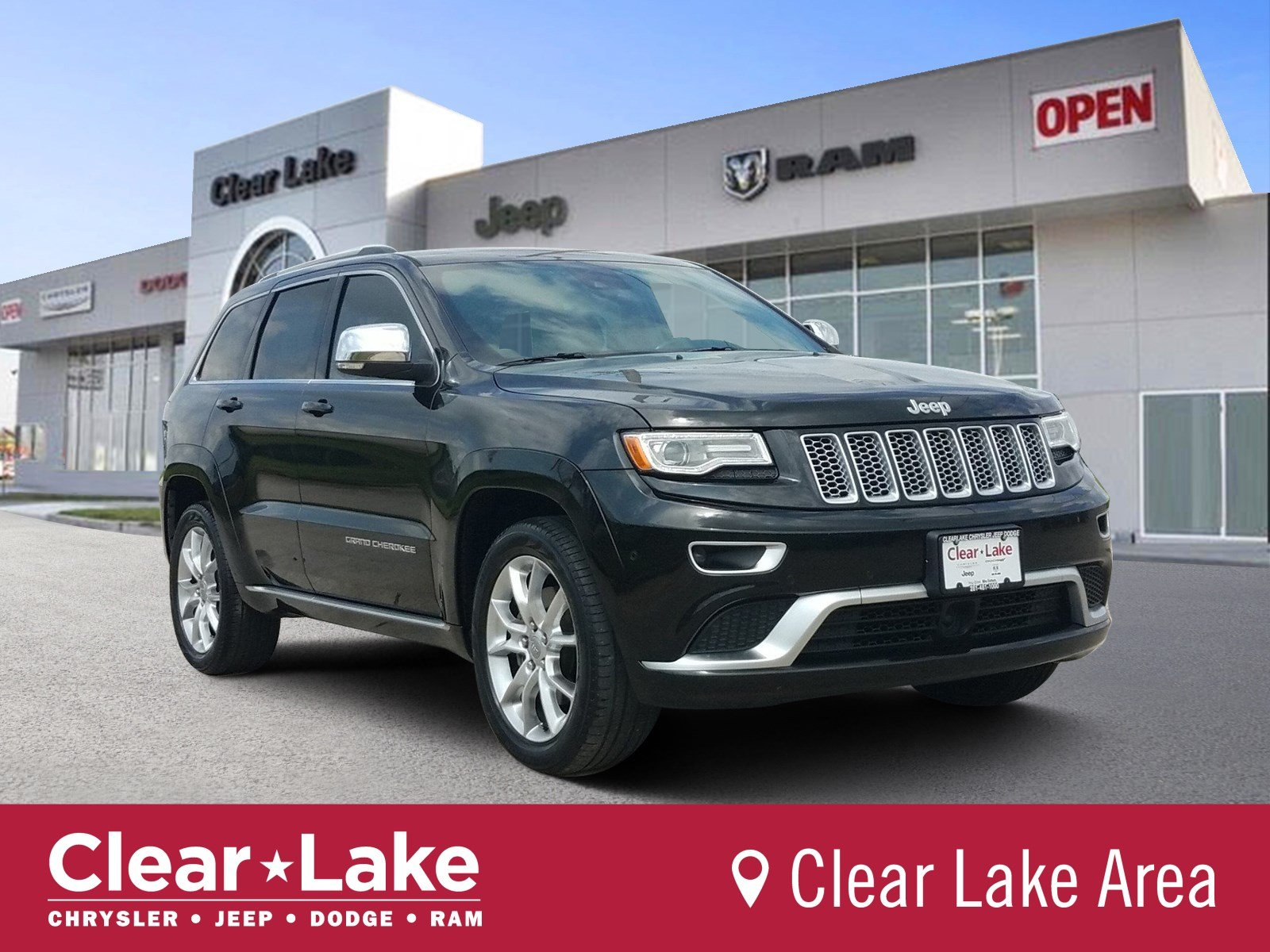 Jeep Certified Pre-Owned >> Certified Pre Owned 2016 Jeep Grand Cherokee Summit Sport Utility In