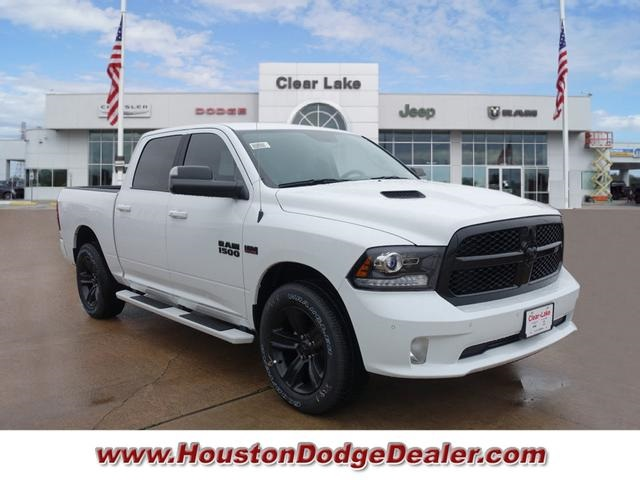 new 2018 ram 1500 sport crew cab in webster js113680. Black Bedroom Furniture Sets. Home Design Ideas