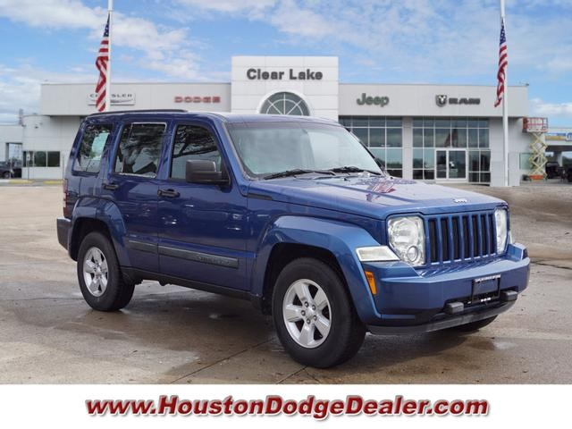 Preowned 2010 Jeep Liberty Sport 4d Utility In Webster