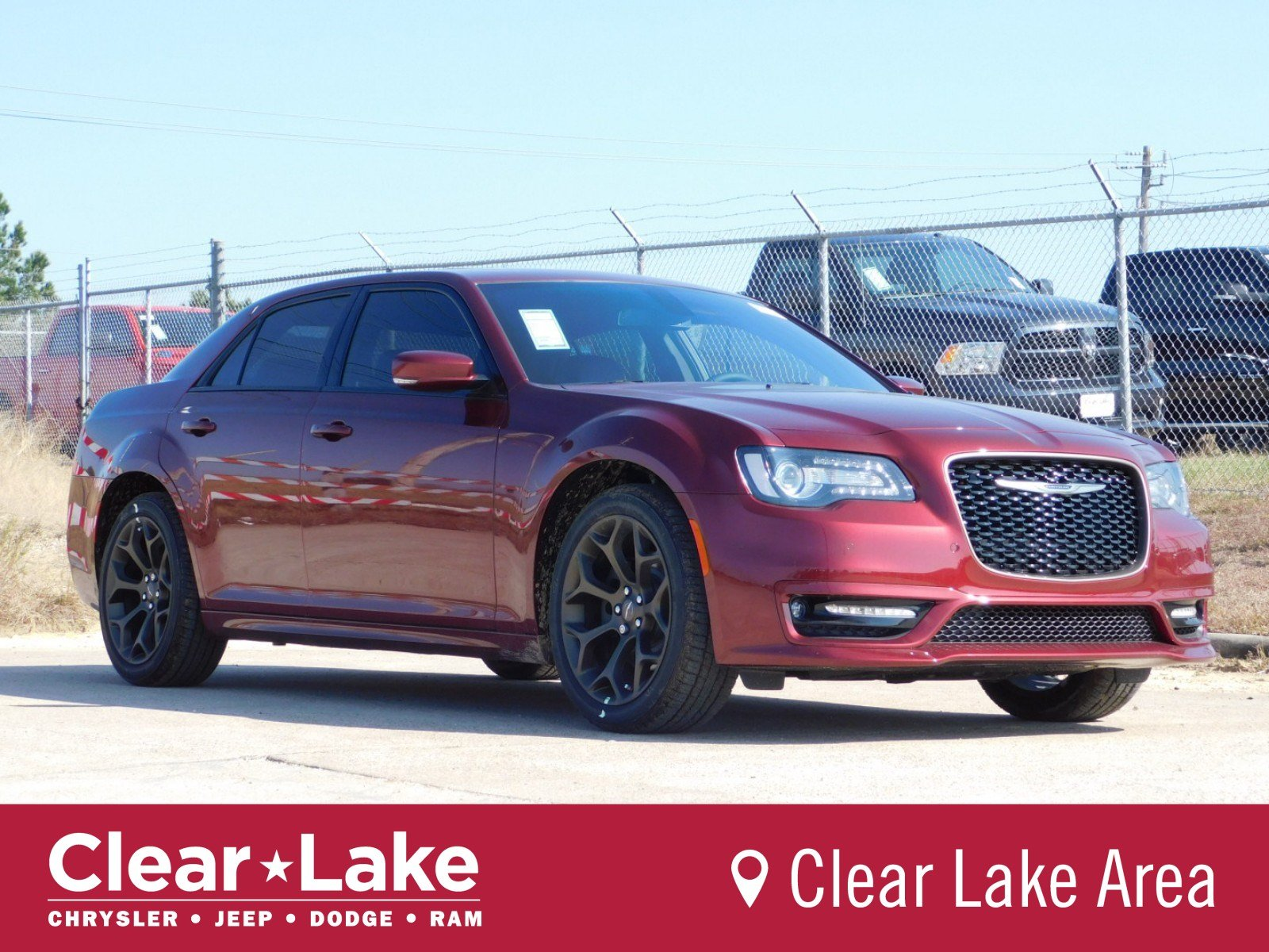 New 2019 Chrysler 300 300s Sedan In Webster Kh548468 Clear Lake